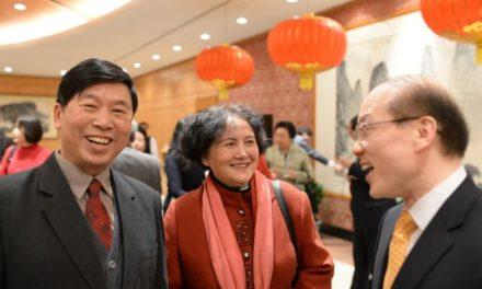 湖南省外侨办为我同乡会30周年发来贺信