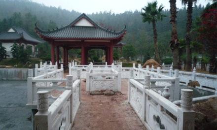 参观湘潭盘龙现代生态农业示范园
