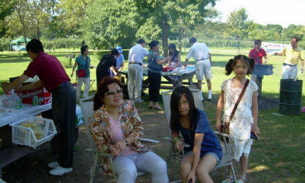2008年8月17我会烧烤野餐会摄影集粹