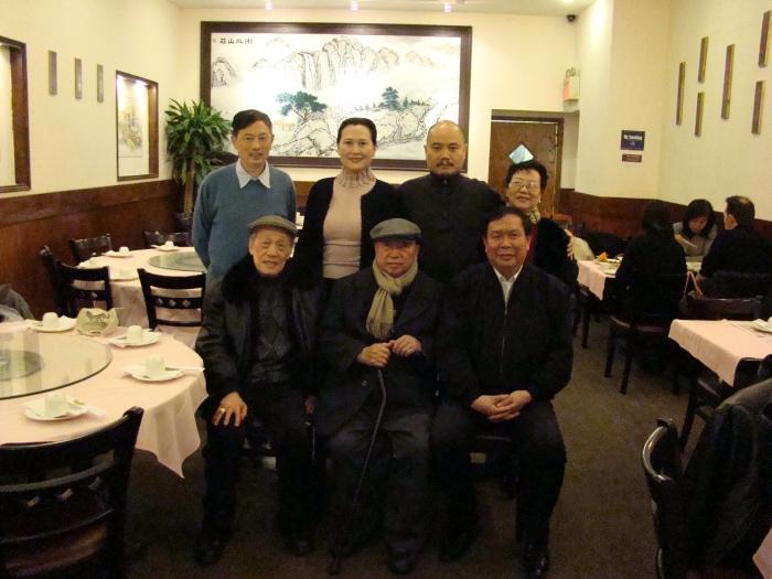 2009年12月6日我会選委會開會